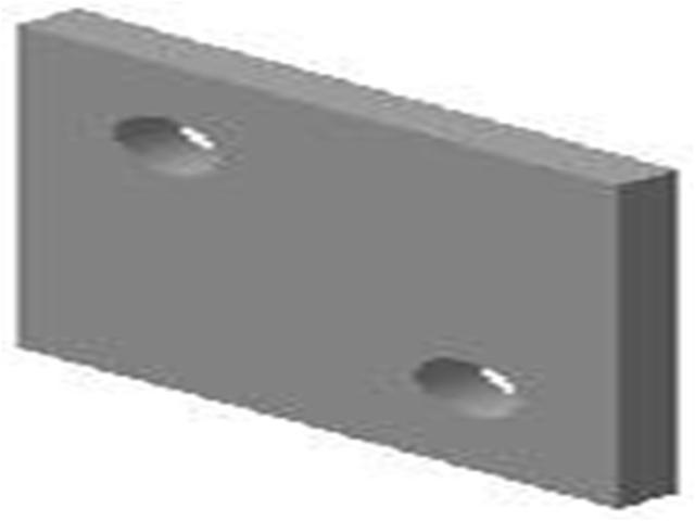 Крепежный кассетный эл-т